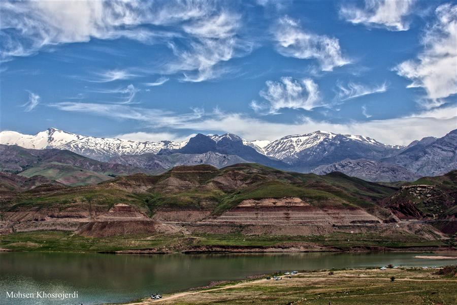 هنر عکاسی محفل عکاسی محسن خسروجردی لنداسکیپ