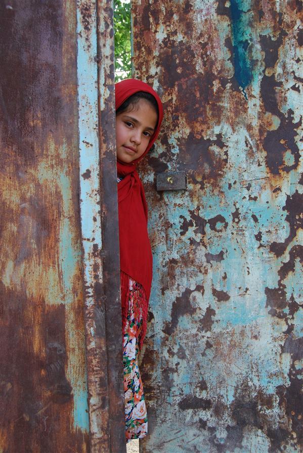 هنر عکاسی محفل عکاسی حسین اسماعیلی #پرتره