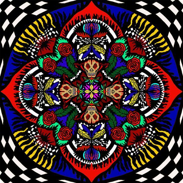 هنر نقاشی و گرافیک محفل نقاشی و گرافیک سپیده صاحبدل #نقاشی_دیجیتال #چاپ روی بوم #کنواس #۹۹ #سپیده_صاحبدل
