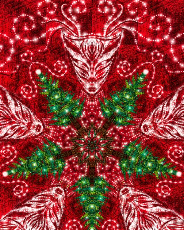 هنر نقاشی و گرافیک محفل نقاشی و گرافیک سپیده صاحبدل #christmas #happynewyear# Sepidehsahebdelart