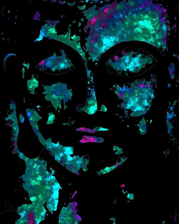 هنر نقاشی و گرافیک محفل نقاشی و گرافیک سپیده صاحبدل #sepidehsahebdelart #buddha #digitalart #بودا#دیجیتال آرت #امکان چاپ در هر ابعادی و روی هر متریال قابل سفارش میباشد روی پارچه فرش کاغذ دیواری بوم شناسی