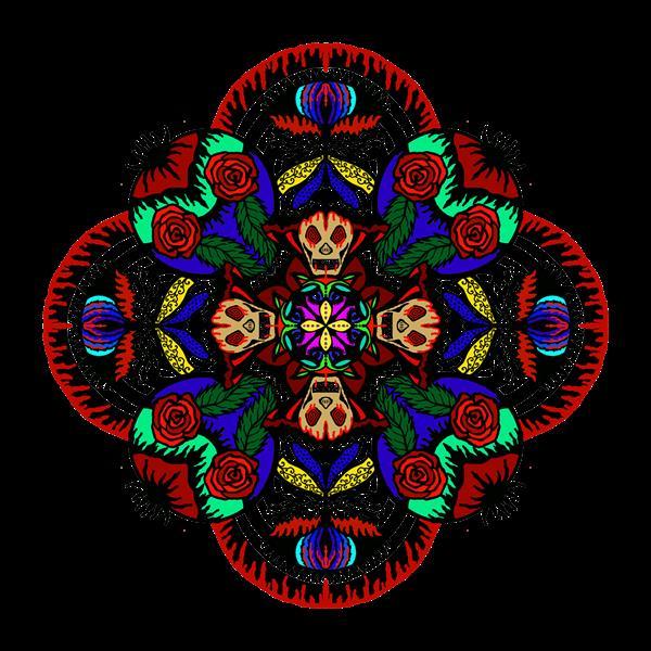 هنر نقاشی و گرافیک محفل نقاشی و گرافیک سپیده صاحبدل #timelapseart #procreate #procreateart #sepidehsahebdelart #digitalpainting #mandalamodern #mandala #mandalatattoo #mandalaart#skeleton #atomy #owl #rose #butterfly #سپیده_صاحبدل #پروانه #اسکلت #خون#جغد #پروکرییت #دیجیتال_آرت #ماندالا #تاتو_بدن #تیشرت #نقاشی_مدرن