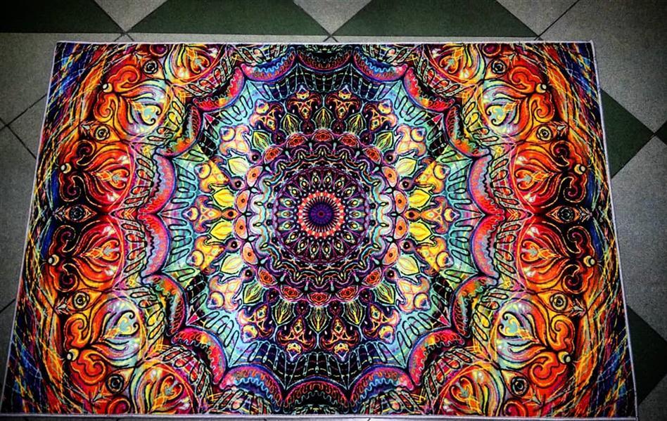 هنر نقاشی و گرافیک محفل نقاشی و گرافیک سپیده صاحبدل #sepidehsahebdelart #سپیده_صاحبدل #فرش #فرش_مدرن #فرش_ماشینی_مدرن #دکوراتیو #دکوراسیون_منزل #طراحی_فرش #طراحی_پارچه #نقاشی_مدرن #دیجیتال_آرت #هنرشرقی #هنرذهنی #decorative #decoration #art #artwork #digitalpainting #painting #carpet #rug #rugdesigner #carpetdesigner #new #designer  #iranianrug
