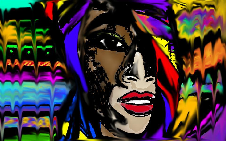 هنر نقاشی و گرافیک محفل نقاشی و گرافیک سپیده صاحبدل #sepidehsahebdelart #digitalart #digitalpainting #digitaldrawing #illustrator #illustration #sketch #girl #colorfull #africangirl #dailyart #moderndrawing #modernart #modernpainting #iranianart #arte #artist #artwork  #paint #draw #drawing #painting  #هنرددیجیتال #نقاشی #نقاشی_مدرن #هنرمدرن #نقاشی_دیجیتال