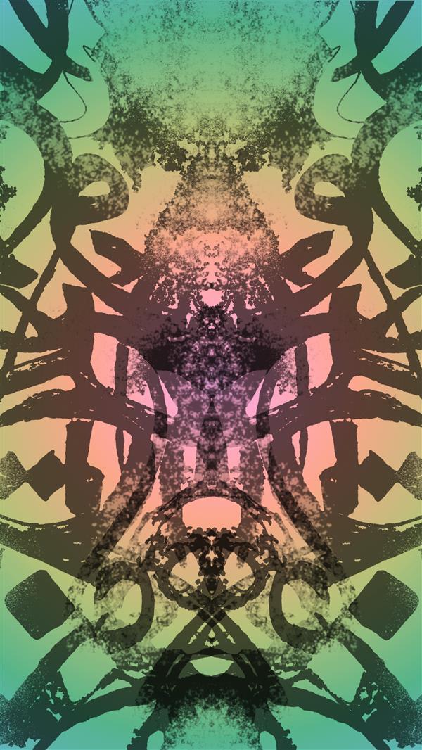 هنر نقاشی و گرافیک محفل نقاشی و گرافیک سپیده صاحبدل تایپوگرافی تصویرسازی #سپیده_صاحبدل