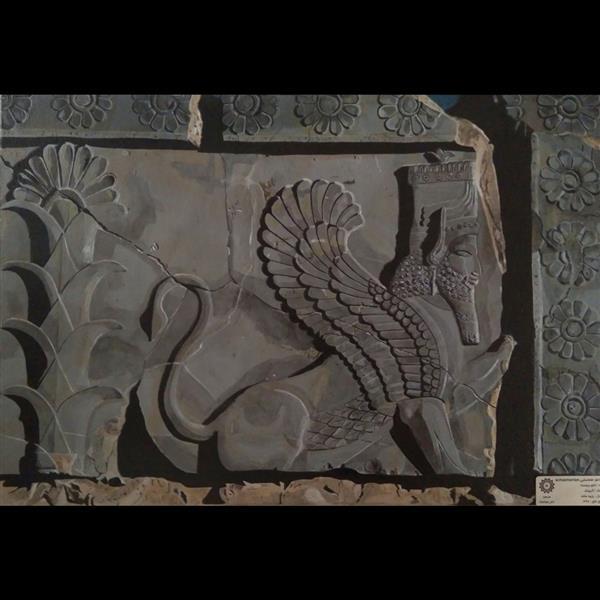 هنر نقاشی و گرافیک محفل نقاشی و گرافیک هنرهلیا(helias_art) #هخامنشی/نقاش:هلیا دشت آرای،helias_art/سایز:100*70/پایه تابلو:چوب تخته شاسی ضخامت ۳ سانتیمتر/تکنیک: اکریلیک/ترکیب مواد(نقش برجسته)