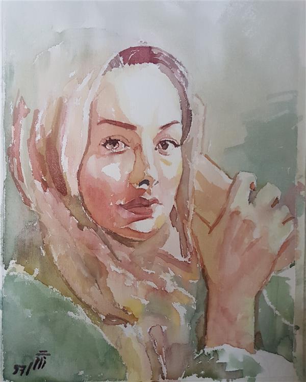 هنر نقاشی و گرافیک محفل نقاشی و گرافیک ابراهیمی هانیه توسلی