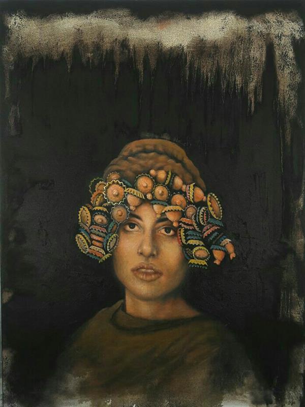 هنر نقاشی و گرافیک محفل نقاشی و گرافیک Amirreza koohi Oil painting on canvas Size: 60×80 2018