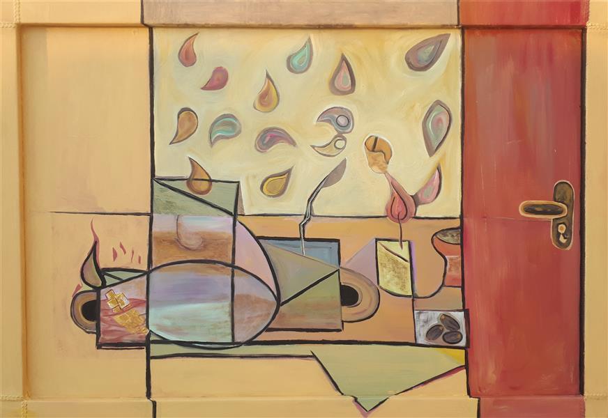 هنر نقاشی و گرافیک محفل نقاشی و گرافیک Emad Qanbari از مجموعه ی کوزه ها