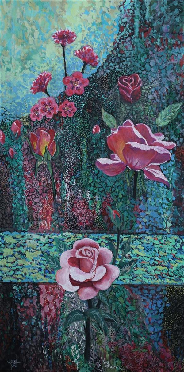 هنر نقاشی و گرافیک محفل نقاشی و گرافیک یعقوب شجاعی رنگ روغن روی بوم   ۹۰×۵۰ سانتیمتر ۱۳۹۹ یعقوب شجاعی