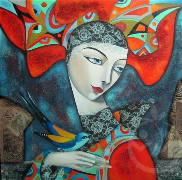 هنر نقاشی و گرافیک محفل نقاشی و گرافیک منا علی محمدی