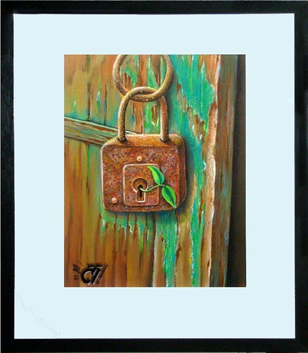 هنر نقاشی و گرافیک محفل نقاشی و گرافیک ایرج ملکی #پاستل ۲۷ × ۳۵ × ۱۳۹۷