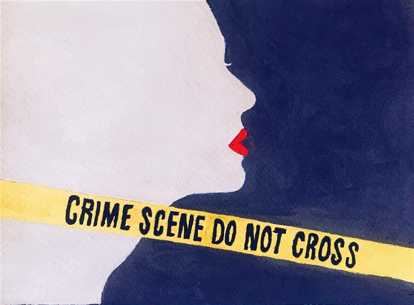 هنر نقاشی و گرافیک محفل نقاشی و گرافیک سارا جباری نام اثر: زن تکنیک: رنگ پوستر روی مقوا سبک: کانسپچوالیسم #زن #نقاشی #مدرن #کانسپچوال
