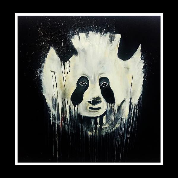 هنر نقاشی و گرافیک محفل نقاشی و گرافیک Fatemeh varmahziar #رنگ_روغن#چوب#سیاه_سفید
