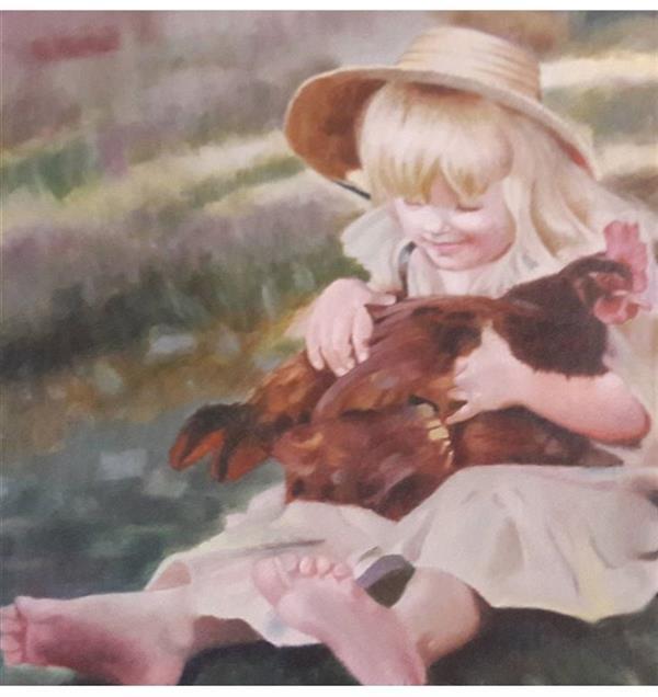 هنر نقاشی و گرافیک محفل نقاشی و گرافیک مریم ناز فلاحی