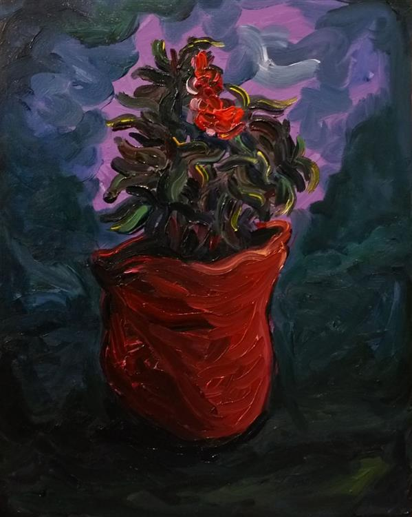 هنر نقاشی و گرافیک محفل نقاشی و گرافیک هادی خانی Artist: Hadi khani Acrylic  on Canvas  Year: 2018 Size: 30*40 cm For sale