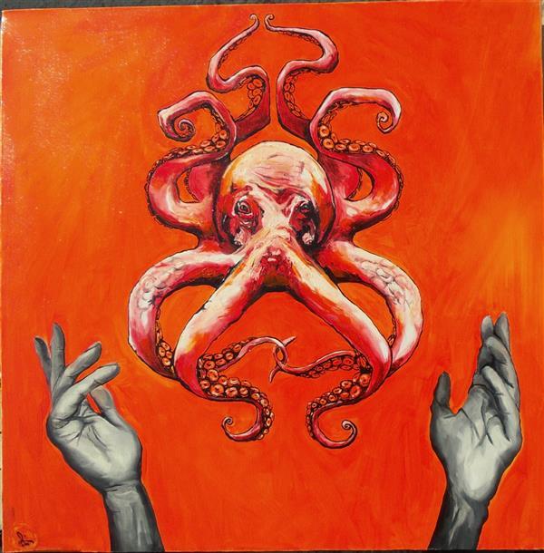 هنر نقاشی و گرافیک محفل نقاشی و گرافیک سینا فرج نژاد ستایش۱ دو تابلو هستند که باهم به فروش میرسند.ابعاد هر تابلو ۵۰ در ۵۰ cm رنگ روغن