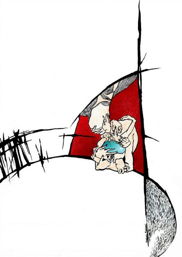 هنر نقاشی و گرافیک محفل نقاشی و گرافیک بوژان رحیمی نقاشی رنگ و روغن#سایز اثر :۵۰ ×۷۰ سانتیمتر#به همراه قاب چوبی و پاسپارتو