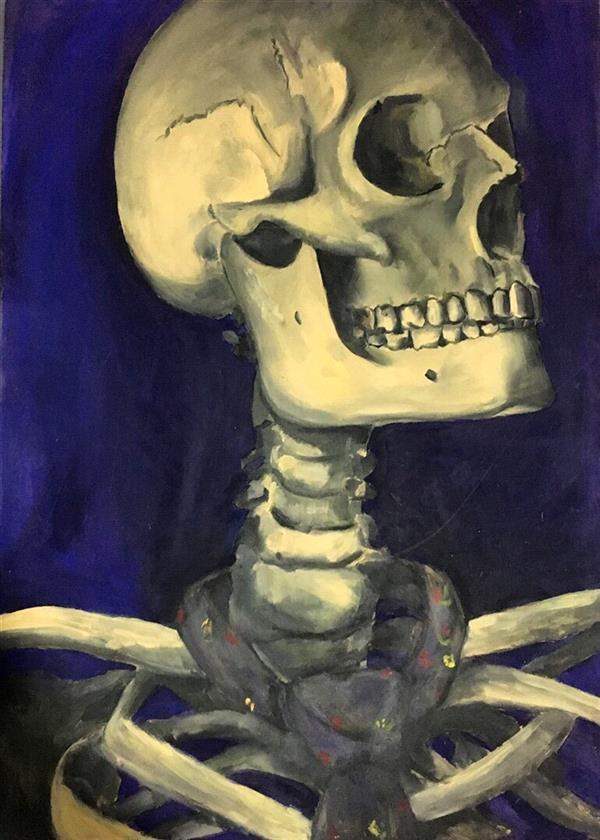 هنر نقاشی و گرافیک محفل نقاشی و گرافیک زهرا شورگشتی رنگ روغن روی چوب، ۵۰در۷۰