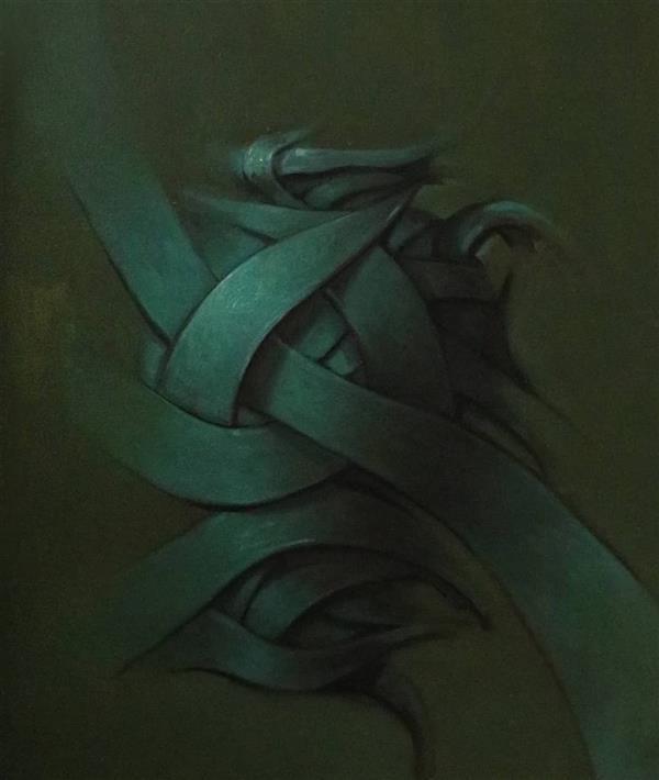 هنر نقاشی و گرافیک محفل نقاشی و گرافیک Saeed eskandari رنگ روغن روی بوم ۲۰۲۰ سعید اسکندری #فروخته_شد
