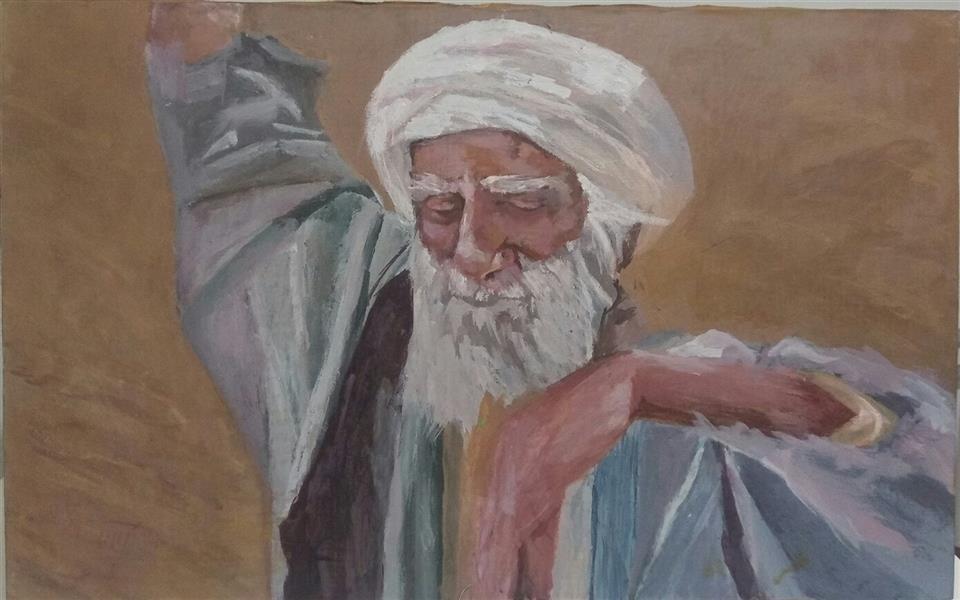 هنر نقاشی و گرافیک محفل نقاشی و گرافیک شمس آفاق حسینیان نام اثر نیایش در سه لت اکرلیک سال اجرا 93 به صورت سه لت یا جدا گانه فروخته میشود