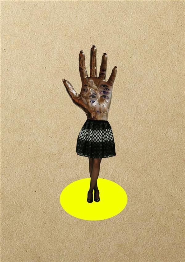 هنر نقاشی و گرافیک محفل نقاشی و گرافیک نادیا جوانی دست ؛ مهم ترین و سرنوشت ساز ترین قسمت بدن است ! تا حدی که خود ، به تنهایی میتواند یک کاراکتر باشد :) سایز : A4