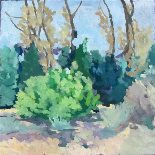 هنر نقاشی و گرافیک محفل نقاشی و گرافیک فاطمه نقاشی رنگ روغن روی چوب، سایز ۳۰ در۳۰