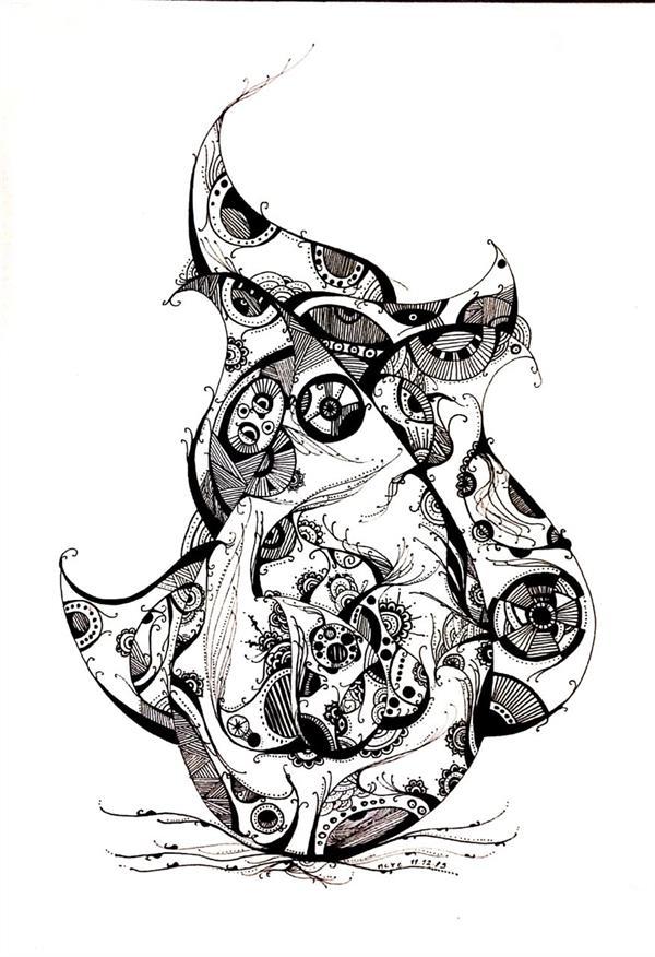 هنر نقاشی و گرافیک محفل نقاشی و گرافیک Ncye marvi این اثر فروخته شده است.