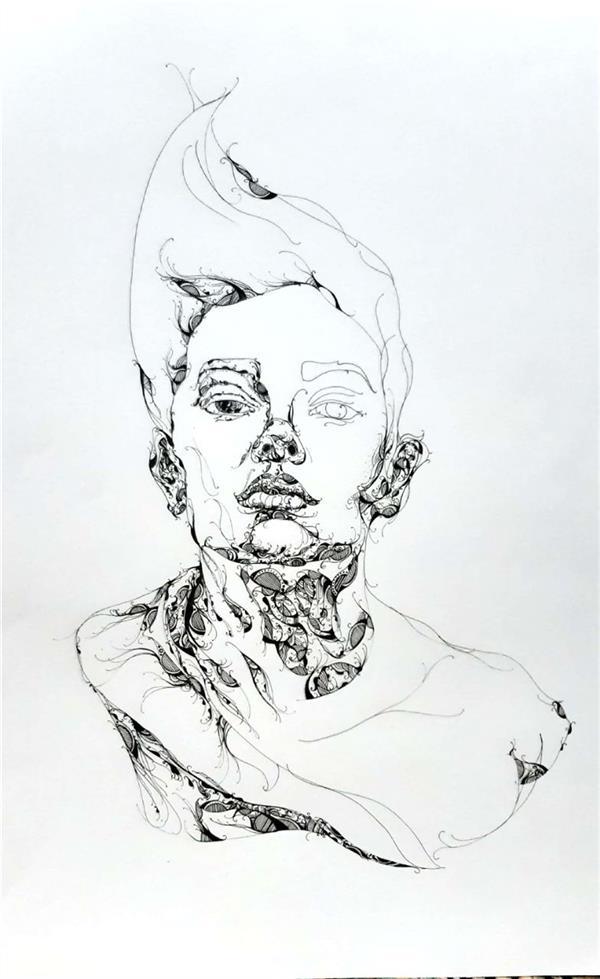 هنر نقاشی و گرافیک محفل نقاشی و گرافیک Ncye marvi فروخته شد.