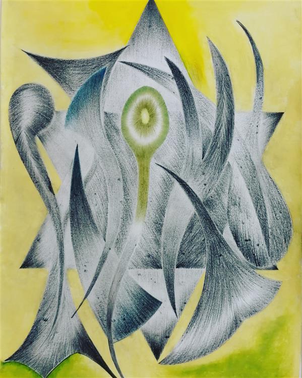 هنر نقاشی و گرافیک محفل نقاشی و گرافیک Sa'di mahmodi A4, در تکامل به بعد دیگری خواهی رسید