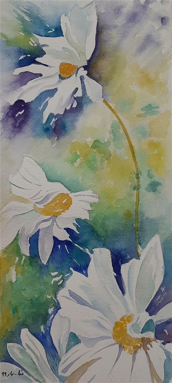 هنر نقاشی و گرافیک محفل نقاشی و گرافیک Mona loghmani نقاشی آبرنگ،ابعاد۱۳×۲۷