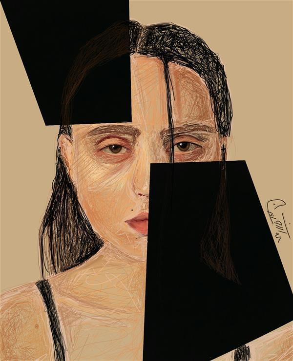 هنر نقاشی و گرافیک محفل نقاشی و گرافیک شمین اعتدال Digital art نقاشی دیجیتال