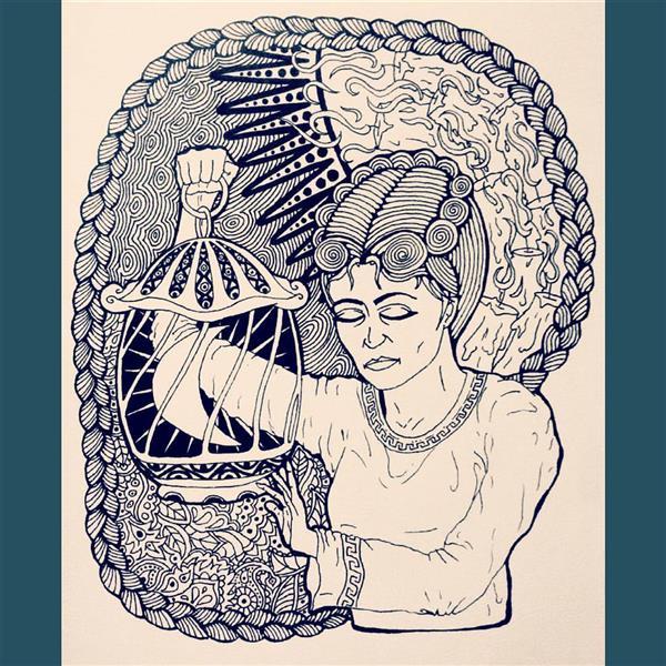 هنر نقاشی و گرافیک محفل نقاشی و گرافیک میلاد صدیق