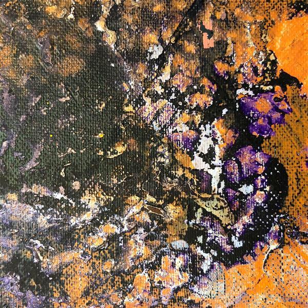 هنر نقاشی و گرافیک محفل نقاشی و گرافیک رویاکارپسند از آسمان  تابلو رنگ اکرولیک ۳۰*۴۰