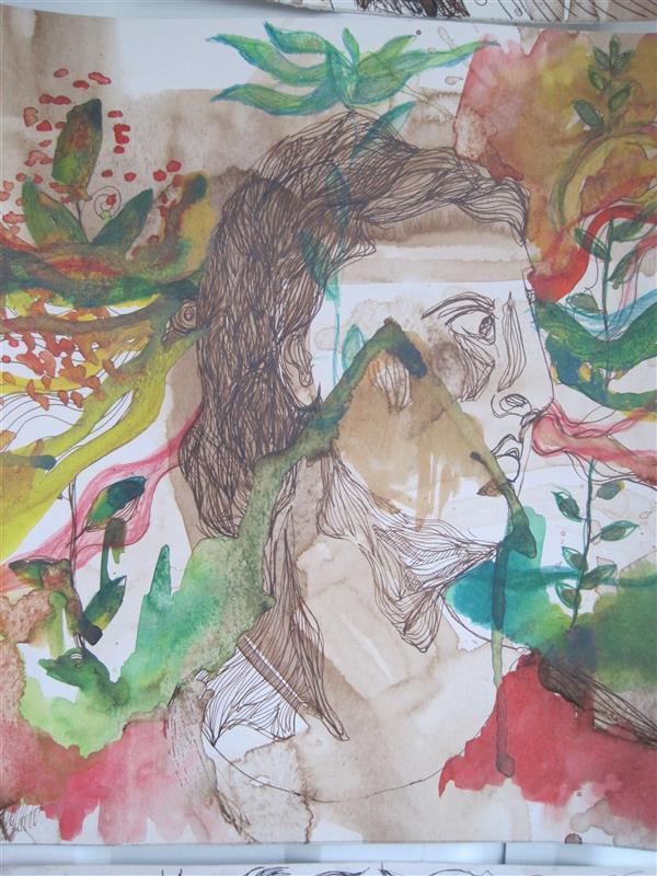 هنر نقاشی و گرافیک محفل نقاشی و گرافیک فرانک طوسی #نقاشی #نقاشی_مدرن