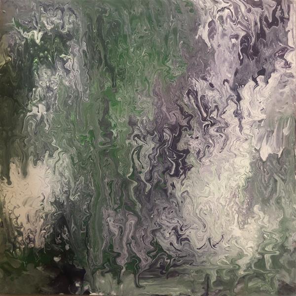 هنر نقاشی و گرافیک محفل نقاشی و گرافیک پرس آرت سبک آبستره ،۴۰*۴۰،رنگ اکرلیک،کار شده بر روی چوب،بدون قاب،در صورت فروش کارها با قاب تحویل داده خواهد شد