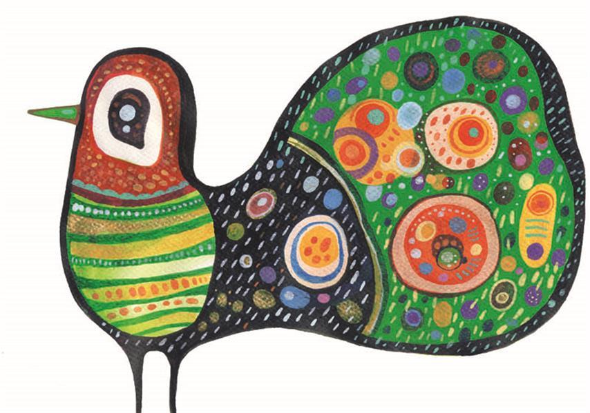 هنر نقاشی و گرافیک محفل نقاشی و گرافیک سید رسول میردامادی سایز: A4    آکرلیک روی مقوا