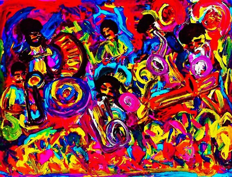 هنر نقاشی و گرافیک محفل نقاشی و گرافیک delaram ardalan نوازنده ها