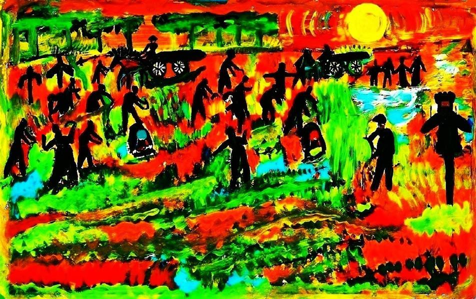 هنر نقاشی و گرافیک محفل نقاشی و گرافیک delaram ardalan عنوان اثر : کار