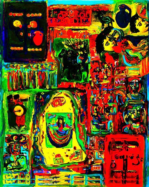 هنر نقاشی و گرافیک محفل نقاشی و گرافیک delaram ardalan بدون شرح