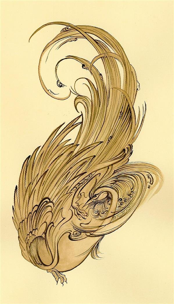 هنر نقاشی و گرافیک محفل نقاشی و گرافیک مرجان احسنی اندازه اثر: کاغذ مقوا 20cm x 30cm  متریال: تکنیک گواش و مرکب #مینیاتور  #قلم گیری