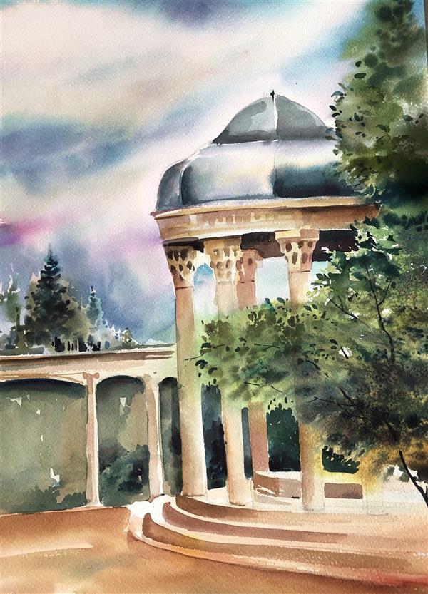 هنر نقاشی و گرافیک محفل نقاشی و گرافیک سحرصدرایی
