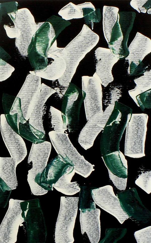"""هنر نقاشی و گرافیک محفل نقاشی و گرافیک مهسا خیراندیش  - mahsa kheirandish  عنوان : _ ابعاد : ۱۷.۵×۲۷ تکنیک : #اکریلیک روی #مقوا سبک : #آبستره  سال تولید : ۱۳۹۸ × فروخته شده × به نمایش درآمده در #نمایشگاه """" سه اتفاق """" در گالری #تم  #مهسا_خیراندیش #سه_اتفاق #گالری_تم"""