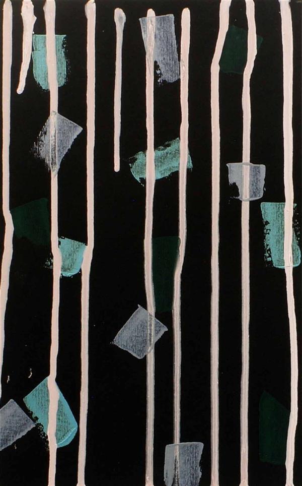 """هنر نقاشی و گرافیک محفل نقاشی و گرافیک مهسا خیراندیش  - mahsa kheirandish  عنوان : _ ابعاد : ۱۷.۵×۲۷ تکنیک : #اکریلیک روی #مقوا سبک : #آبستره  سال تولید : ۱۳۹۸ به نمایش درآمده در #نمایشگاه """" سه اتفاق """" در گالری #تم  #مهسا_خیراندیش #سه_اتفاق #گالری_تم"""