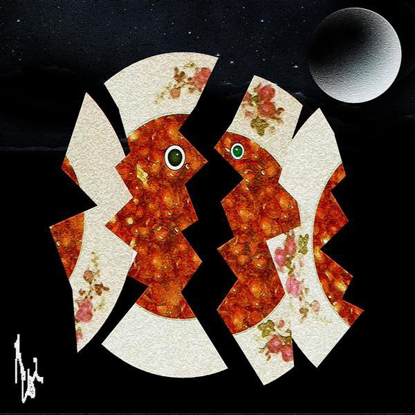 هنر نقاشی و گرافیک محفل نقاشی و گرافیک صلاح الدین احمد لواسانی نام اثر : یلدای اناری ، نقاشی دیجیتال ، بروی کنواس ، 100*100