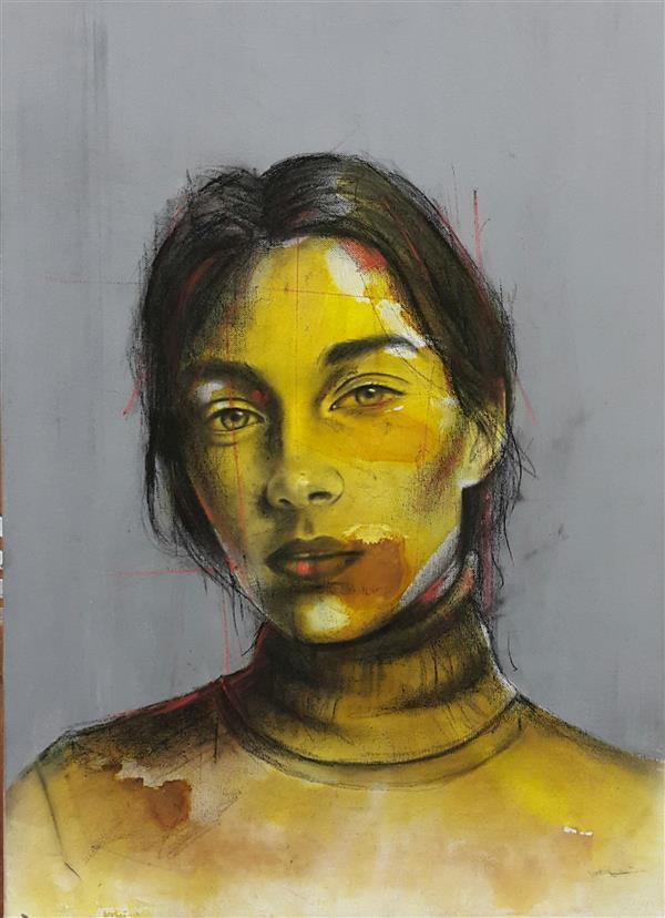 هنر نقاشی و گرافیک محفل نقاشی و گرافیک  مریم اسکندری