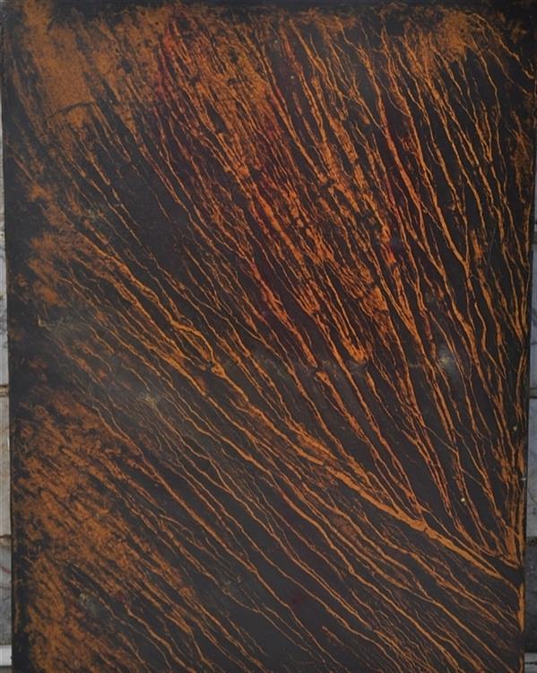 هنر نقاشی و گرافیک محفل نقاشی و گرافیک بهرامشاه محمودی سبک.ابستره ابعاد.۵۰/۷۰ تکنیک.رنگ روغن و اکرولیک اسم.جهان دیگر این سبک یه ایده جدید در هنر و سبک ابستره هست