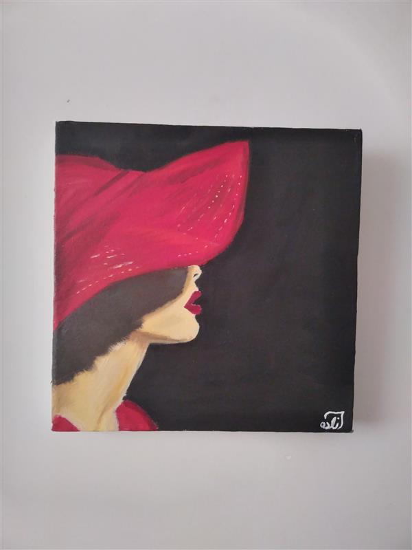 هنر نقاشی و گرافیک محفل نقاشی و گرافیک آزاده نوتاش فرد رنگ روغن روی بوم، سایز ۳۰×۳۰