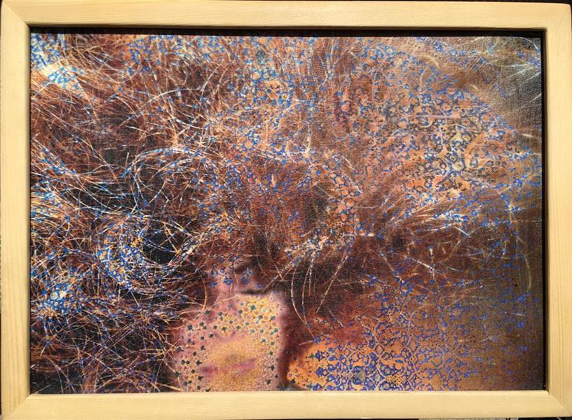 هنر نقاشی و گرافیک محفل نقاشی و گرافیک عصمت واحدی بدون عنوان؛از مجموعه شهر درون میکس مدیا روی بوم ۲۵×۳۵ سانتیمتر