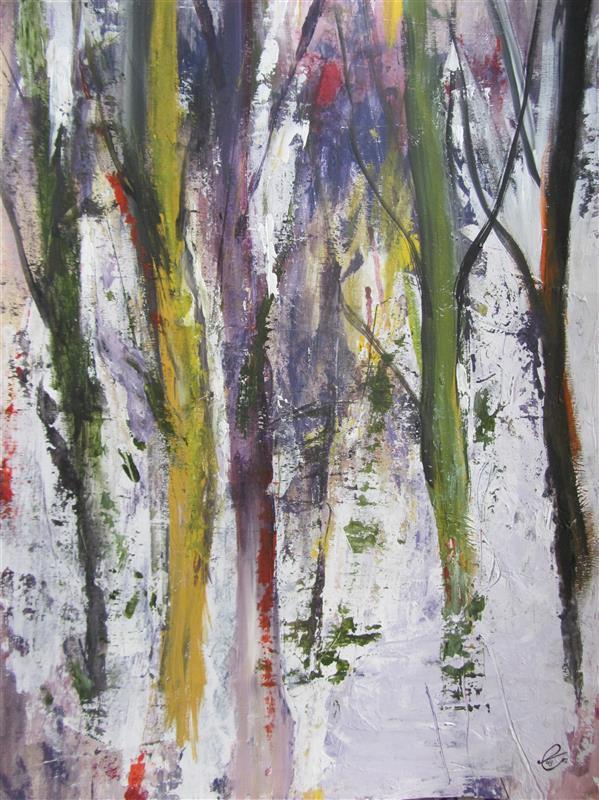 هنر نقاشی و گرافیک محفل نقاشی و گرافیک لیلا بهرامی اندازه : ۷۰ × ۵۰ سبک : اکسپرسیونیسم انتزاعی  تکنیک : اکرولیک روی مقوا  اورجینال بدون قاب